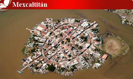 Mexcaltitlán, Nayarít