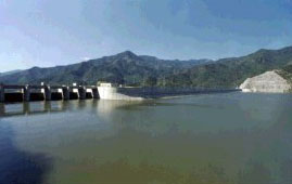 Presa Hidroeléctrica Aguamilpa, Nayarit