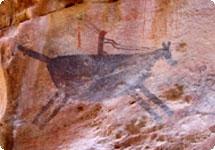 Pinturas rupestres La Pintada, Sonora