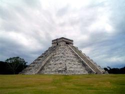 Chichén Itzá Maravilla del mundo moderno