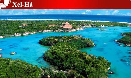 Xel-Há, Quintana Roo