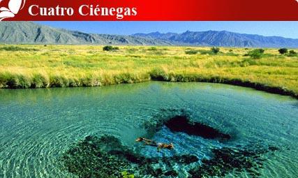 Cuatro Ciénegas, Coahuila