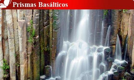 Prismas Basálticos, Hidalgo