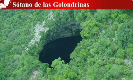 Sótano de las Golondrinas, San Luis Potosí