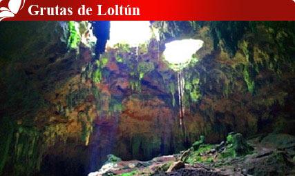Grutas de Loltún, Yucatán