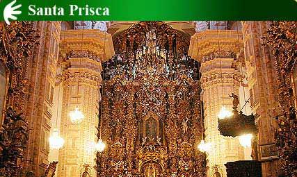 Santa Prisca, Guerrero
