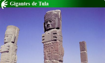 Gigantes de Tula, Hidalgo