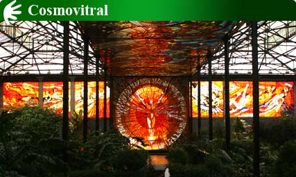 Cosmovitral, Estado de México