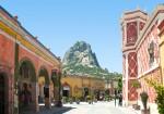 De paseo por Bernal en el estado de Querétaro